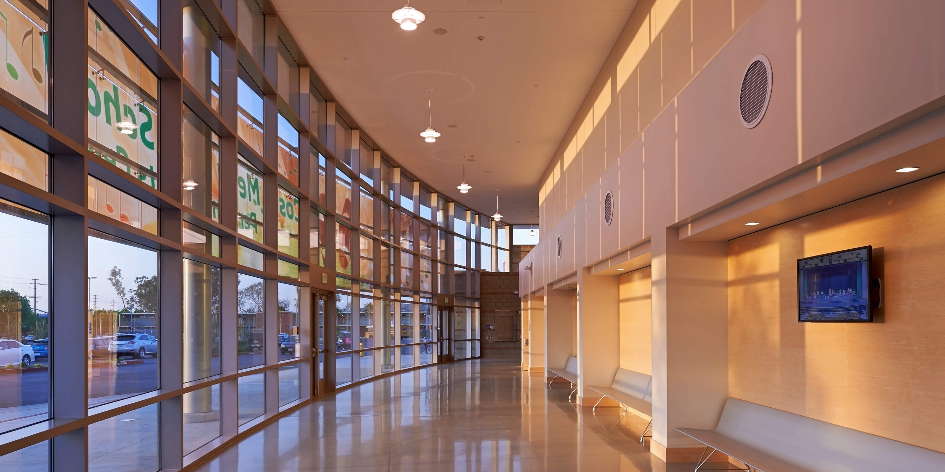 Costa Mesa High School Performing Arts Center | SVA Architects