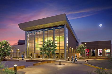 Oxnard College Performing Arts Center Sva Architects