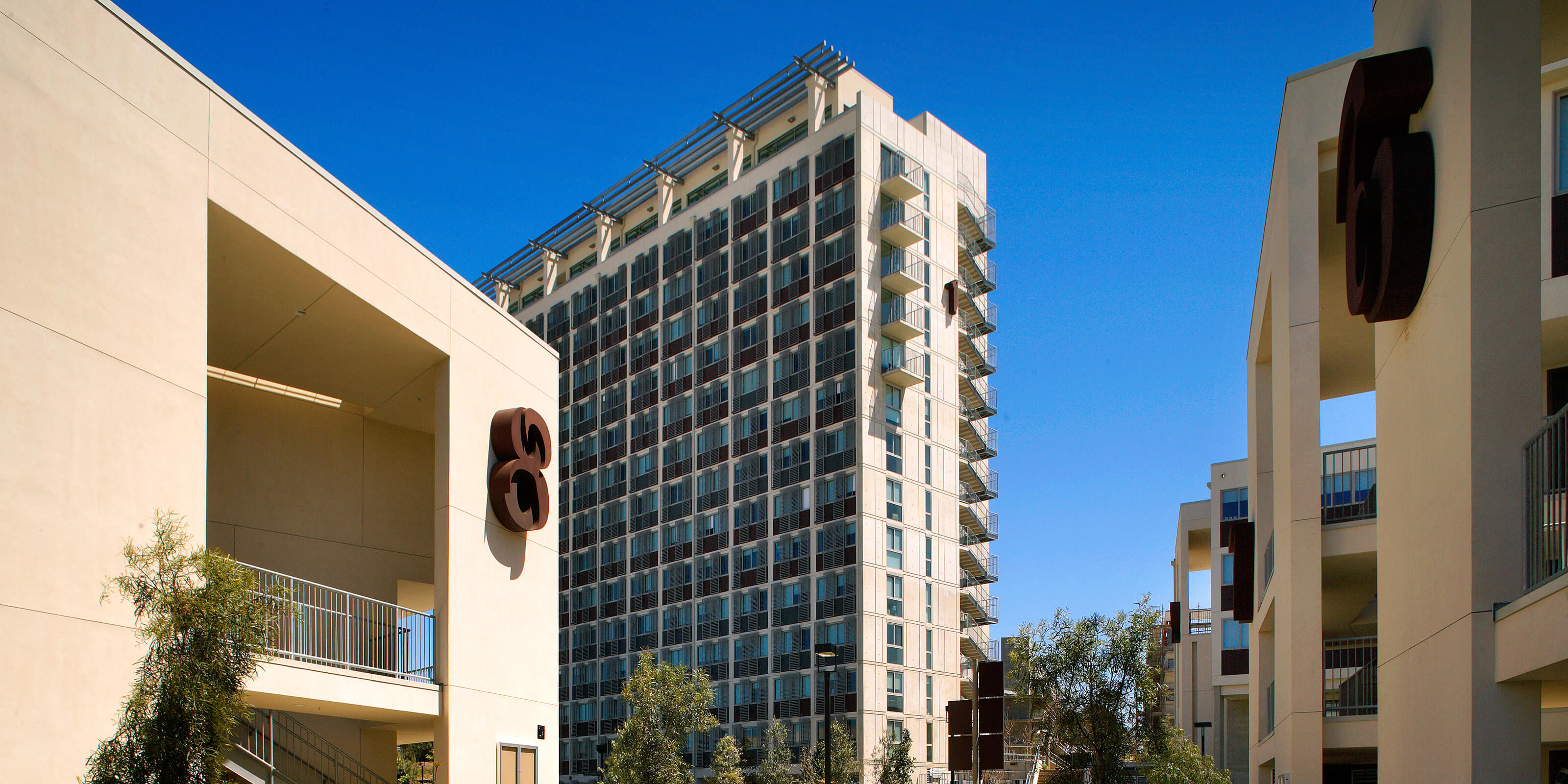 UC San Diego – The Village at Torrey Pines West | SVA Architects